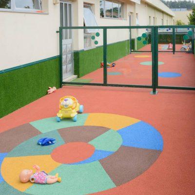 Instalações - Creche